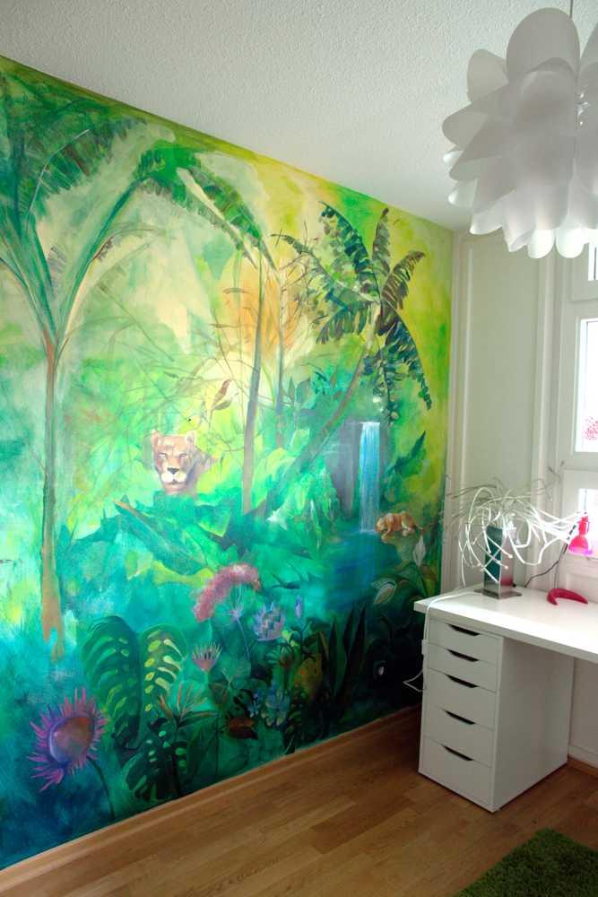 Artitude bersicht - Kinderzimmer wandbemalung ...